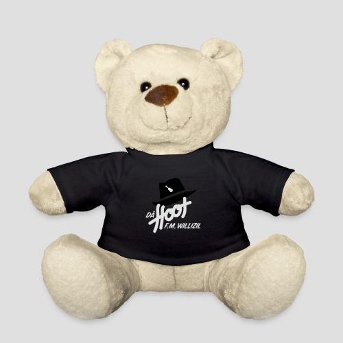 daeHoot_Shirt_Logo1_2c - Teddy