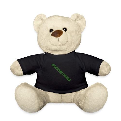 geen stress gif - Teddy