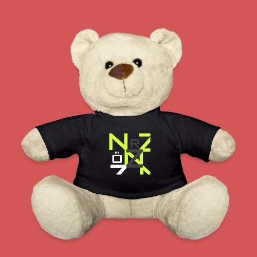 Nörthstat Group™ Clear Transparent Main Logo - Teddy Bear