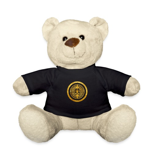 Ikko Ikki Mon Japanese clan - Teddy Bear