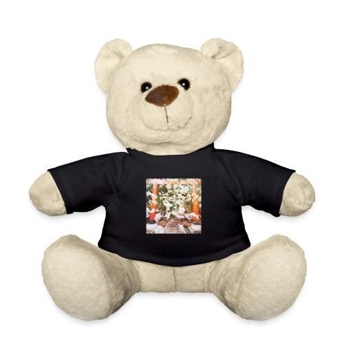 見ぬが花 Imagination is more beautiful than vi - Teddy Bear