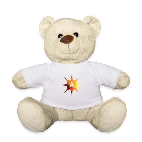 Sunshine Hoodie White - Miś w koszulce