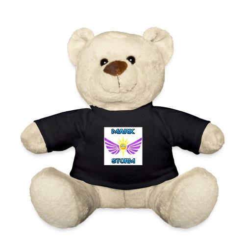 Mark Storm logo - Teddy Bear