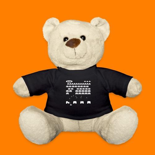 space invaders - Teddy Bear