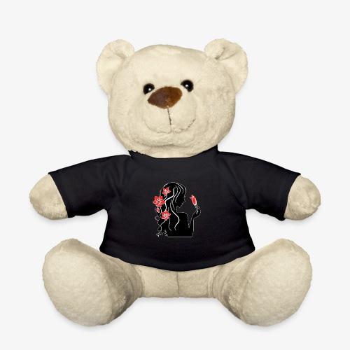Silohuette - Teddy Bear