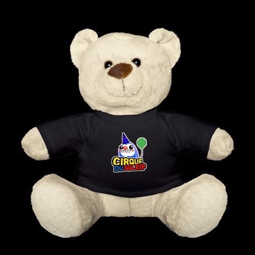 Cirque Du Soleip Logo - Teddy