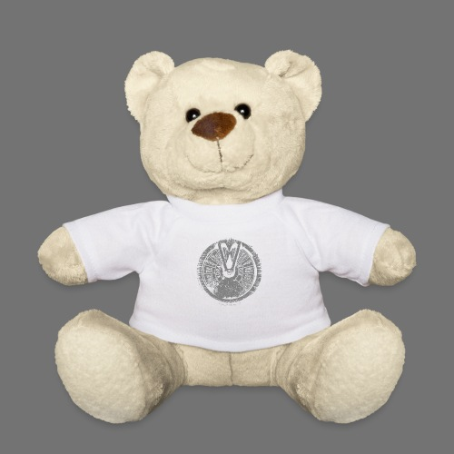 Maschinentelegraph (gray oldstyle) - Teddy Bear