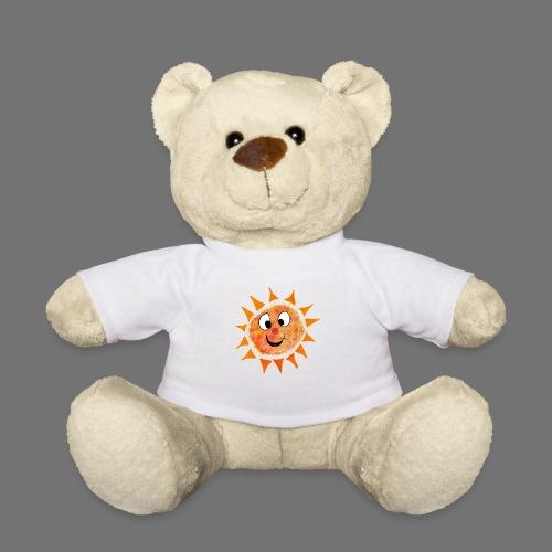 Słońce - Miś w koszulce