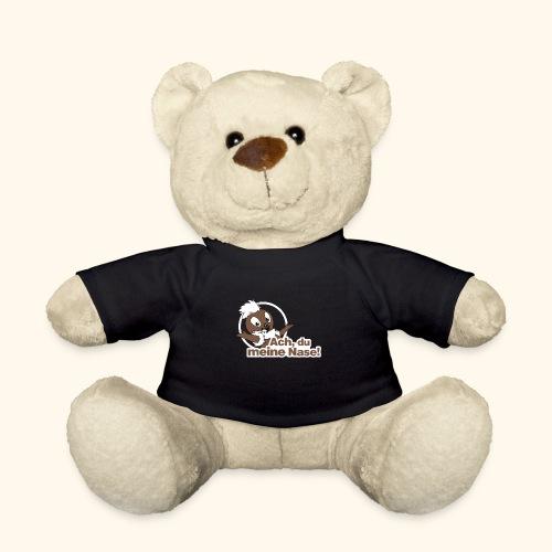 Pittiplatsch Ach, du meine Nase 2D - Teddy