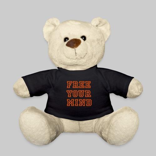 Free Your Mind - Teddy Bear