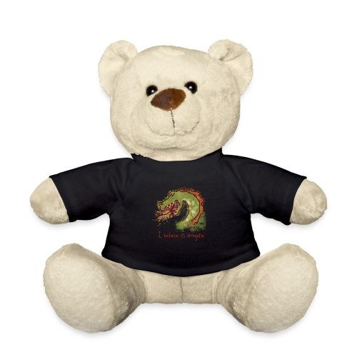 I believe in dragons - Teddy Bear