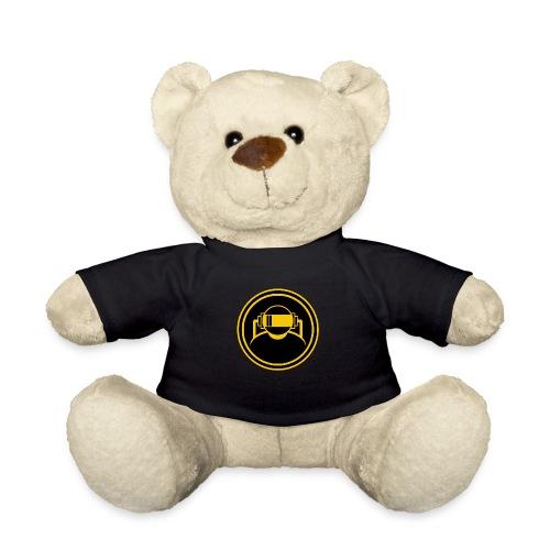 Mens Slim Fit T Shirt. - Teddy Bear