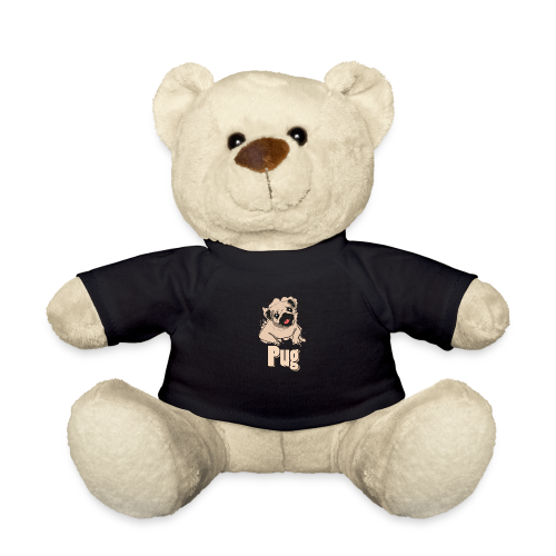 Mops | süß Hund Welpe - Teddy