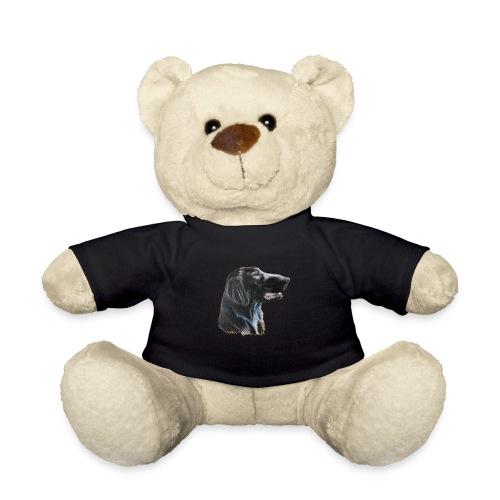 flatcoated retriever color - Teddybjørn