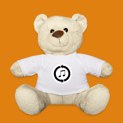 music, renew music, music, t-shirt music - Teddy Bear