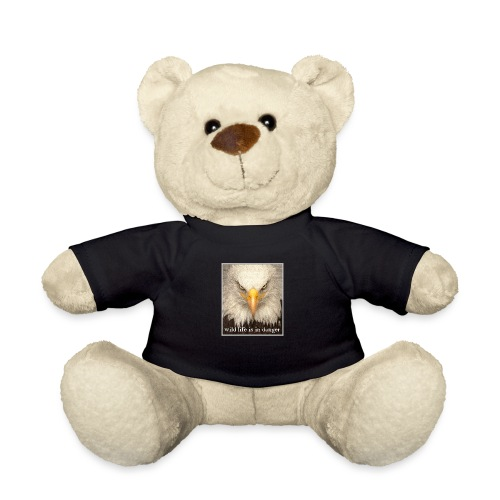wild life is in danger shirt - Teddy