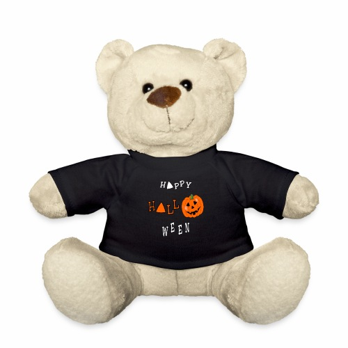 Happy Halloween - Teddy Bear