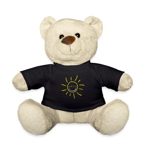 Sun Child s Drawing Pixellamb - Teddy