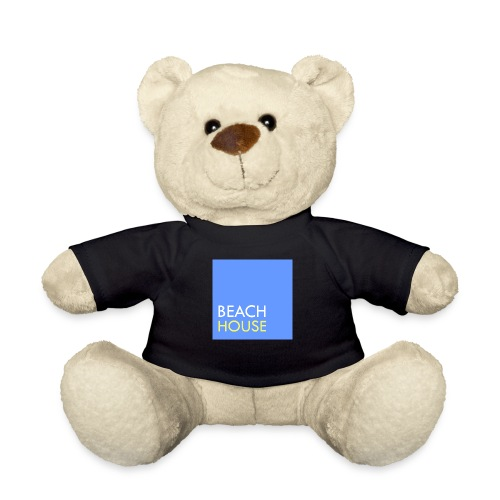 Blue Summer Logo - Teddy Bear