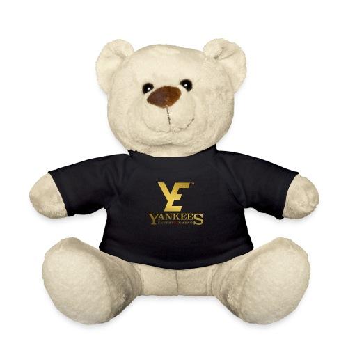 YE Logo Gold - Teddy Bear