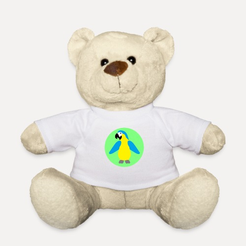 Yellow-breasted Macaw - Teddy Bear