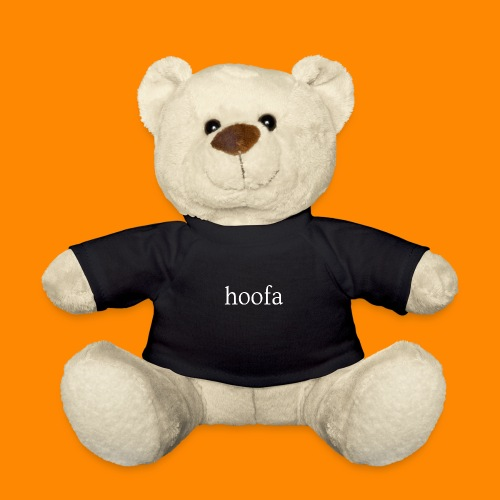 Classic Hoofa Logo - Teddy Bear