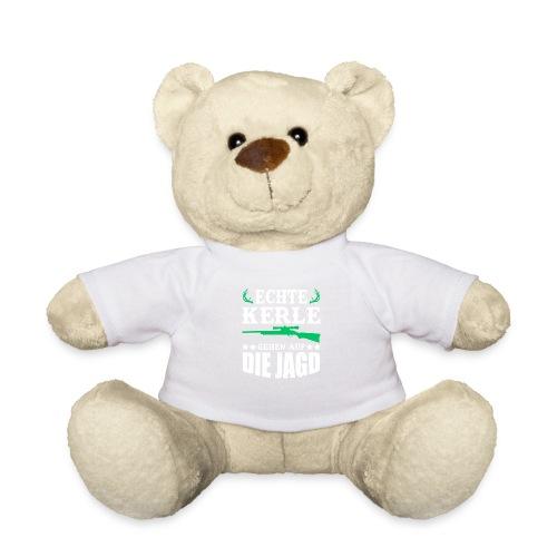 ECHTE KERLE GEHEN AUF DIE JAGD - Teddy
