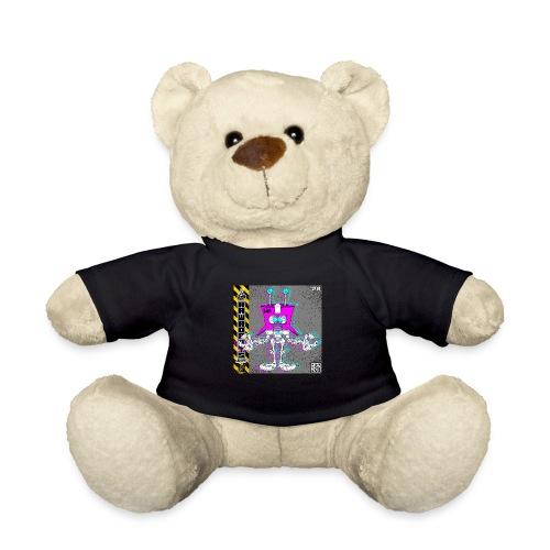 The B.O.X. Robot! (Basic Office Xerox)! - Teddybjørn