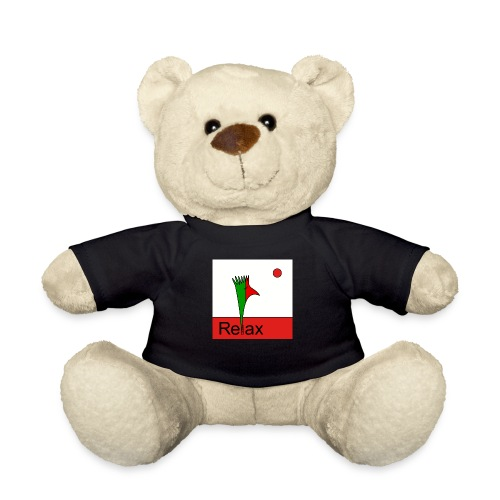 Galoloco - Relax (text) - 1:1 - Teddy Bear