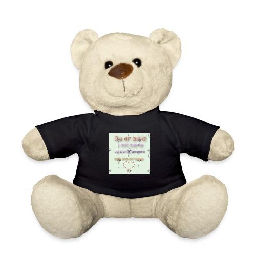 En tanke - Teddybjørn