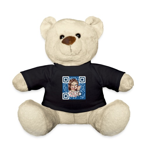 nattieQR - Teddybjørn