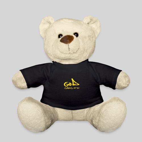 Gott lächelt Dich an - God smiles at you - Teddy