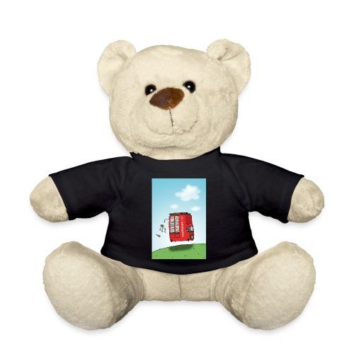 Feuerwehrwagen - Teddy