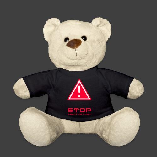 Stop insert cd first - Teddy Bear