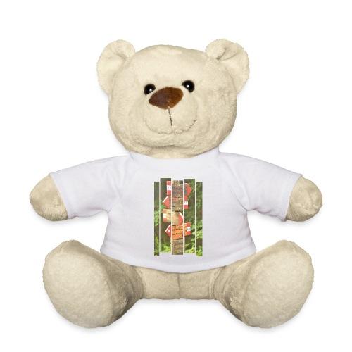 De verwarde hike - Teddy