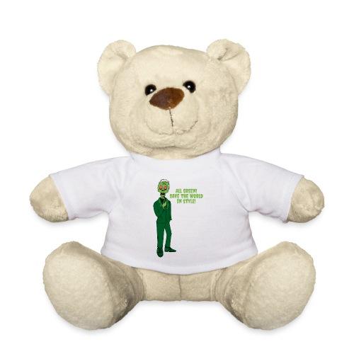 All Green - Teddy Bear