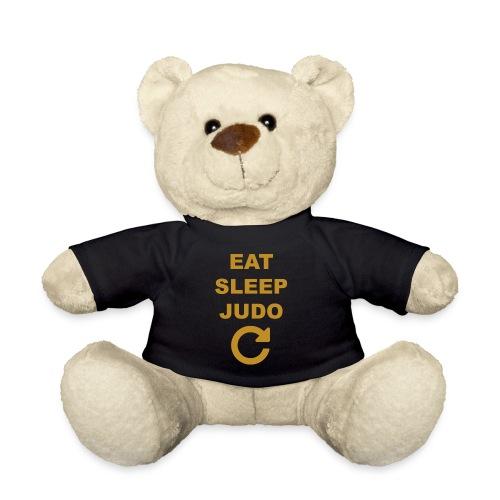 Eat sleep Judo repeat - Miś w koszulce