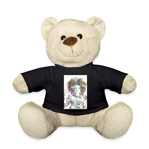 Live and let live, Geschenkidee - Teddy