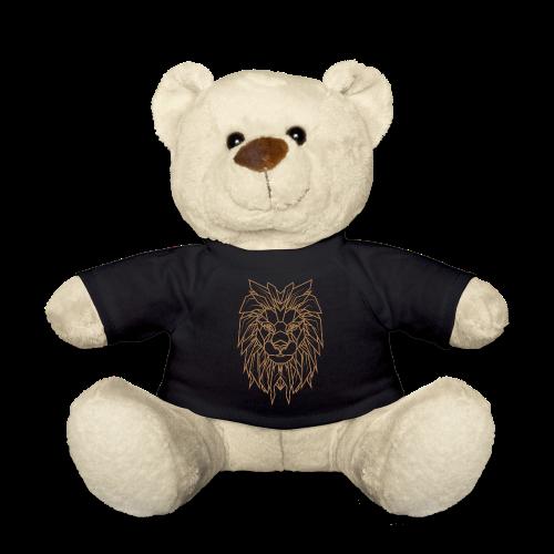 Löwe | Tier Katze Raubkatze Wildtier - Teddy