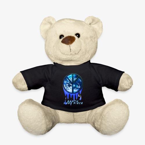 Earth need piece - Teddy Bear