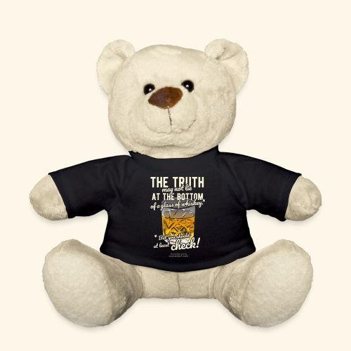 Whiskey T-Shirt Spruch The Truth Whiskey T-Shirt - Teddy