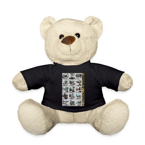March of Rawrobots 01-15 - Teddybjørn