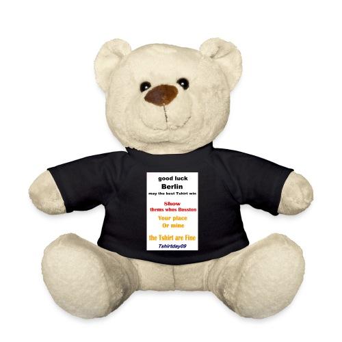 INTERNATIONAL09 - Teddy Bear