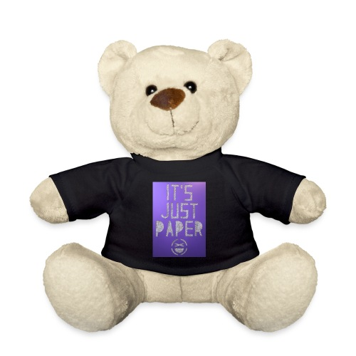 Thomas Schöggl ART IT S JUST PAPER - Teddy