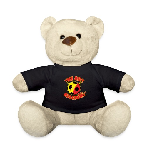 We Are Belgium - Teddy