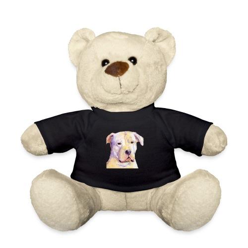dogo argentino - Teddybjørn