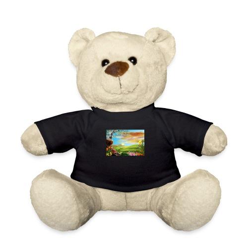 bob ross - Teddy