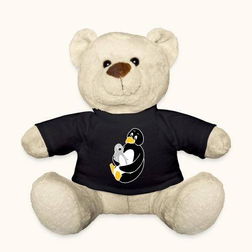 Drôle de pingouin Papa Idée cadeau des parents - Nounours