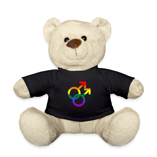 Gay Men Sign - Teddy