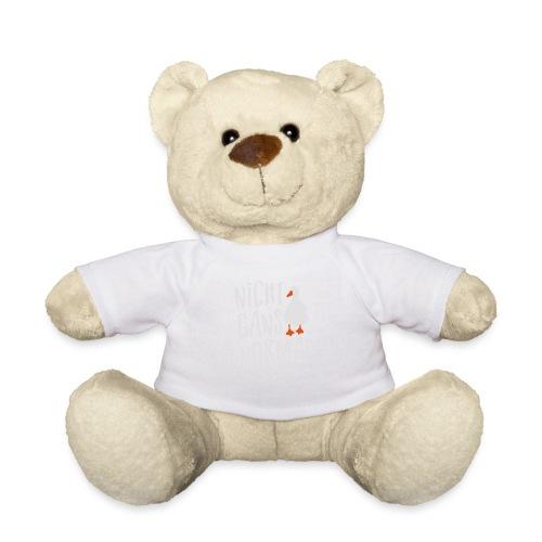 Coole Sprüche - Nicht normal Gans Wortspiel - Teddy